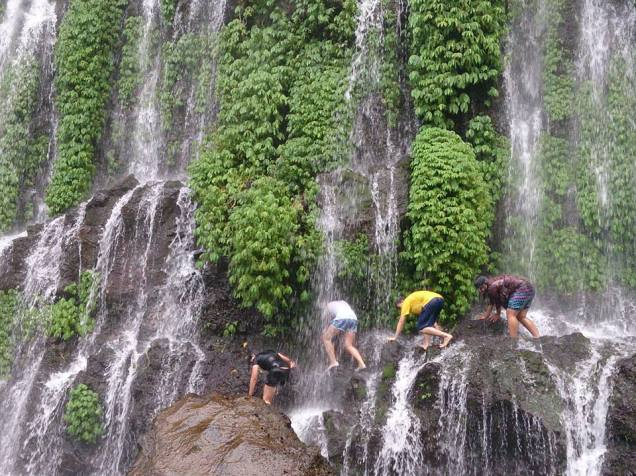 A Day in Asik Asik Falls
