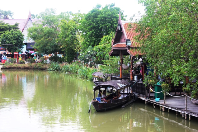 3-day Bangkok and a Bonus Trip to Ayutthaya