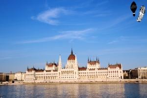 The Parliament, Budapest Hungary