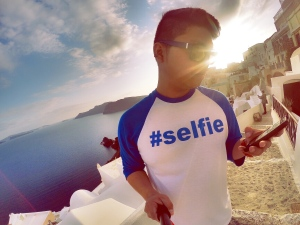 The Art of selfie :-))