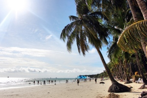 Boracay: Get a tan on your next adventure!