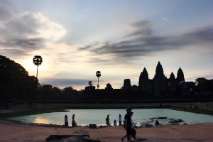 Ankor Wat Temple