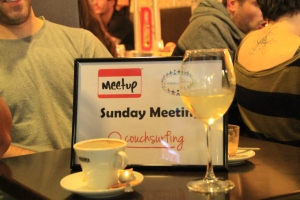 couchsurfing meet-up