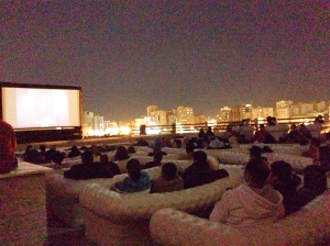 Cinemagics Rooftop Cinema