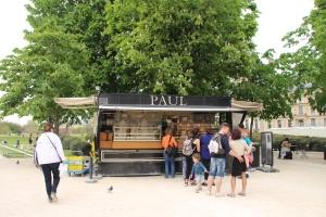 Paul Restaurant in Paris